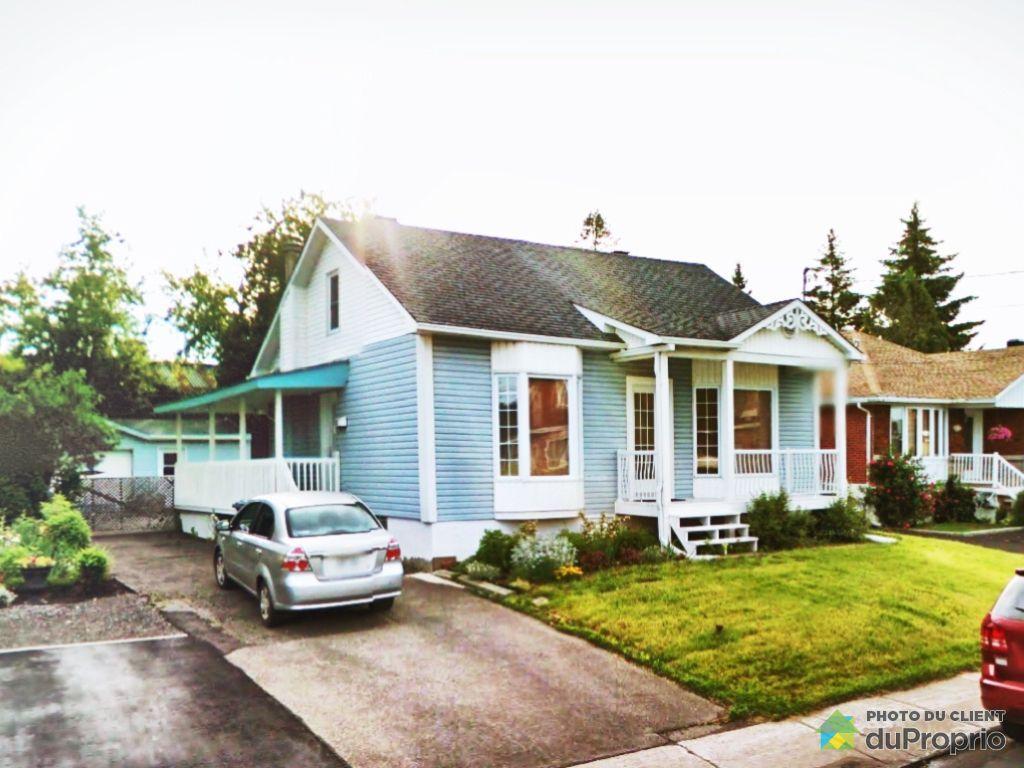 Maison vendre laval des rapides 111 avenue quintal for Acheter une maison a laval