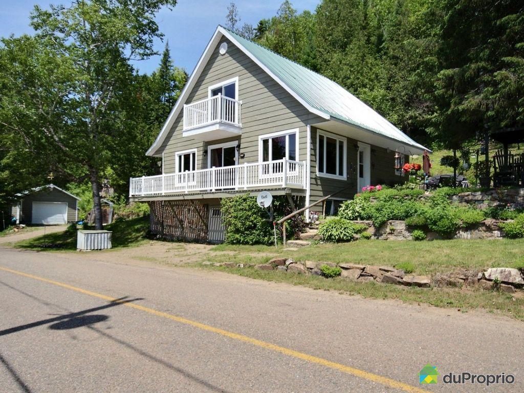 Lac henault vendre proprietes etangs a for Acheter une maison au canada montreal