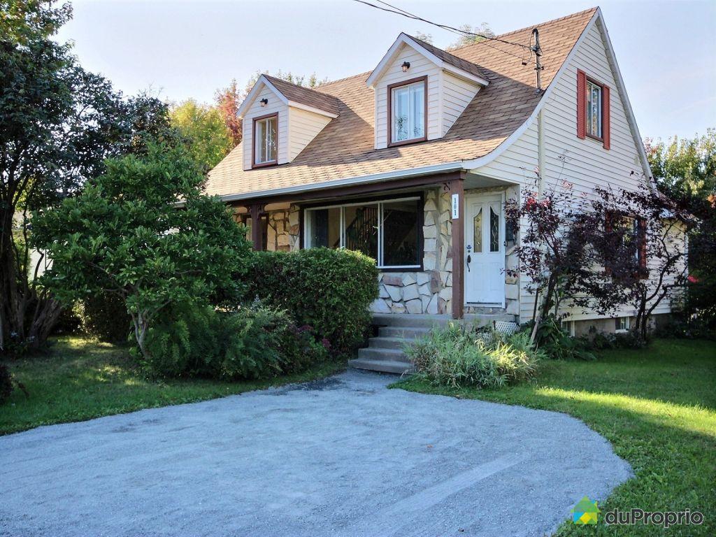 Maison vendu mcmasterville immobilier qu bec duproprio 551710 - Vendre sa maison a un promoteur ...