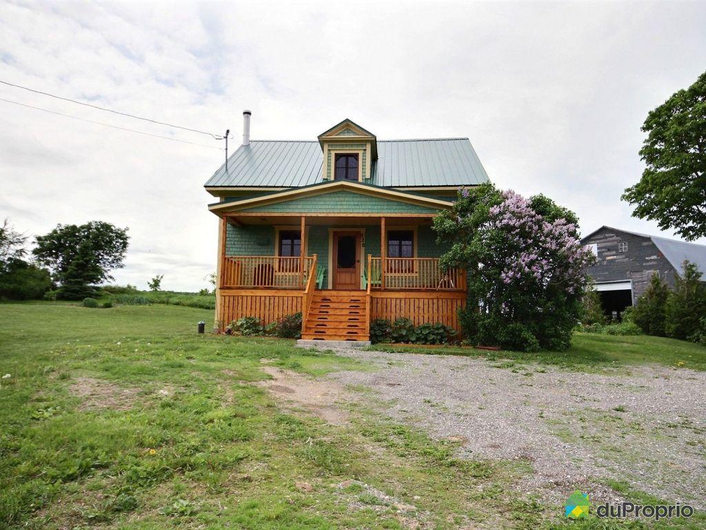 Lac clement quebec maison a vendre proprietes etangs a for Acheter une maison quebec