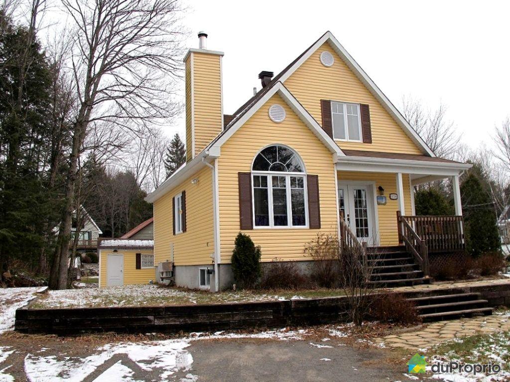 Maison vendu st colomban immobilier qu bec duproprio 376716 - Vendre sa maison a un promoteur ...