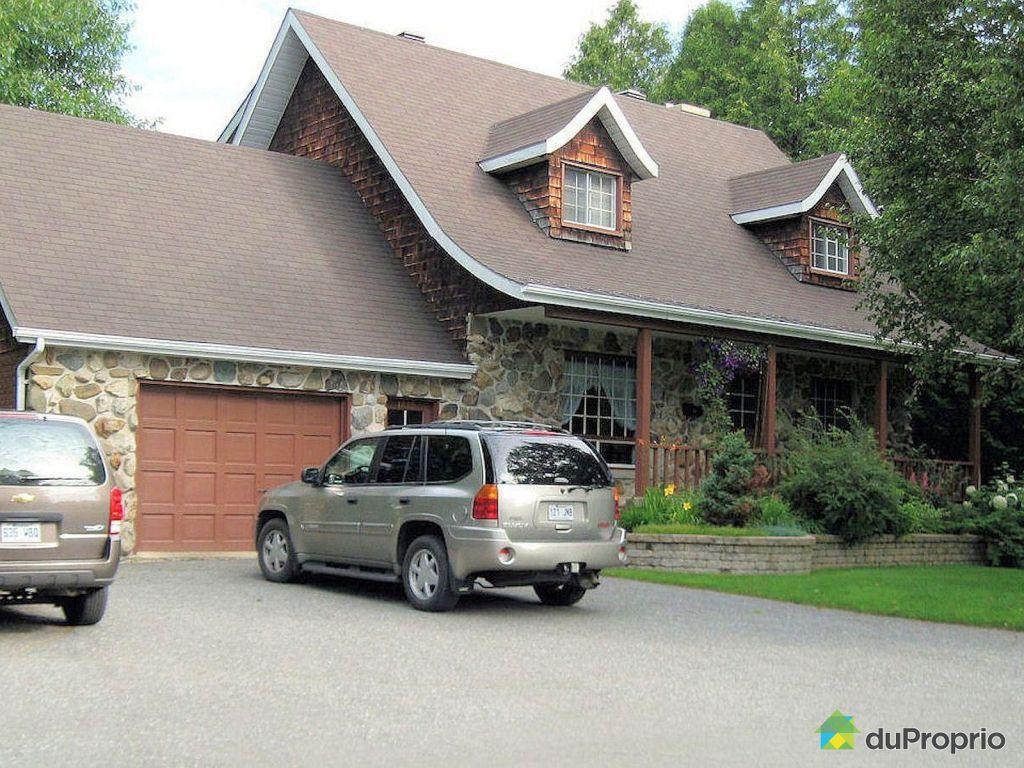 Maison vendu st georges immobilier qu bec duproprio for Garage du coteau villeneuve saint georges