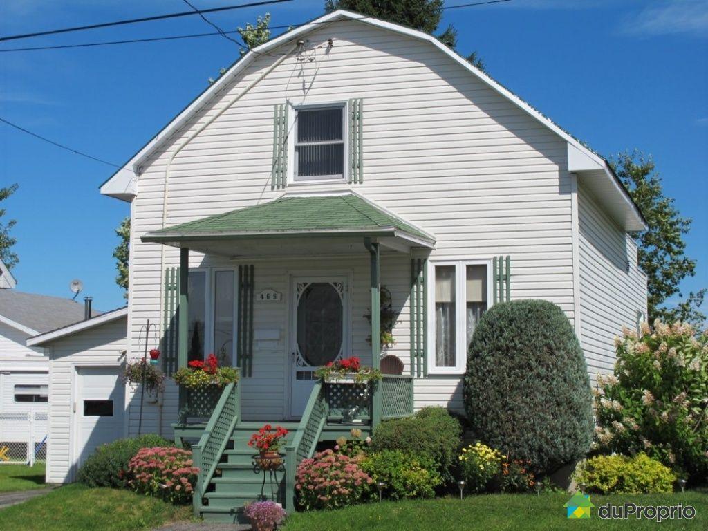 Maison vendu st l onard d 39 aston immobilier qu bec for Acheter maison quebec