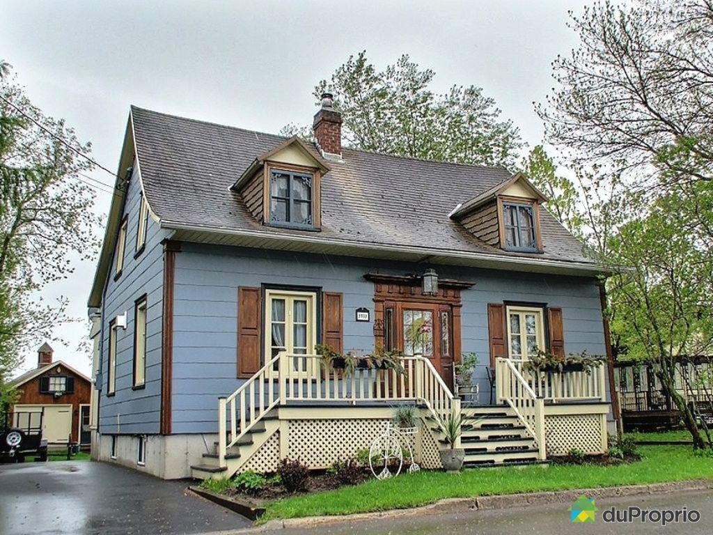 Maison vendu st michel de bellechasse immobilier qu bec duproprio 258698 - Vendre direct maison ...