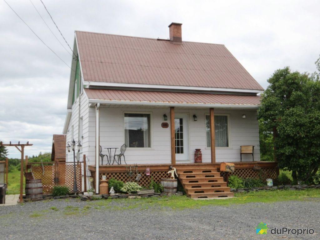 maison vendu st zacharie immobilier qu bec duproprio 526148. Black Bedroom Furniture Sets. Home Design Ideas