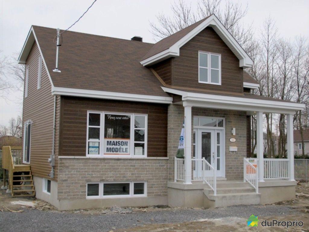 Maison neuve vendu ste therese immobilier qu bec duproprio 474986 - Vendre sa maison a un promoteur ...