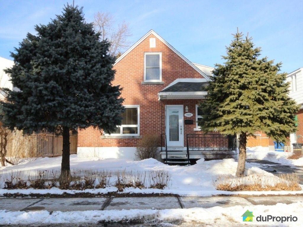 Maison vendu montr al immobilier qu bec duproprio 486008 for Acheter maison a montreal