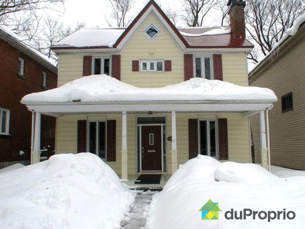 Maison vendu montr al immobilier qu bec duproprio 240169 for Accessoires decoration maison quebec