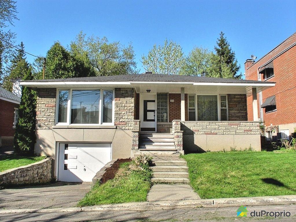 Maison vendre montr al 10743 rue sackville immobilier for Acheter une maison a montreal