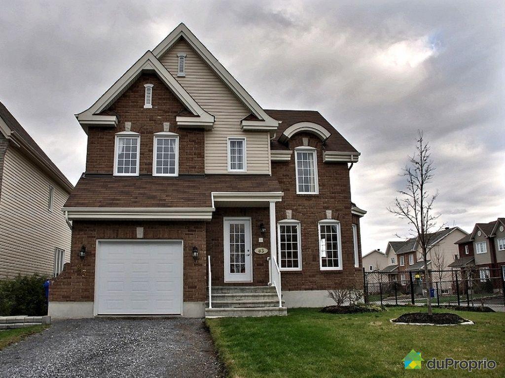 Maison vendu aylmer immobilier qu bec duproprio 385543 - Immobilier londres achat ...