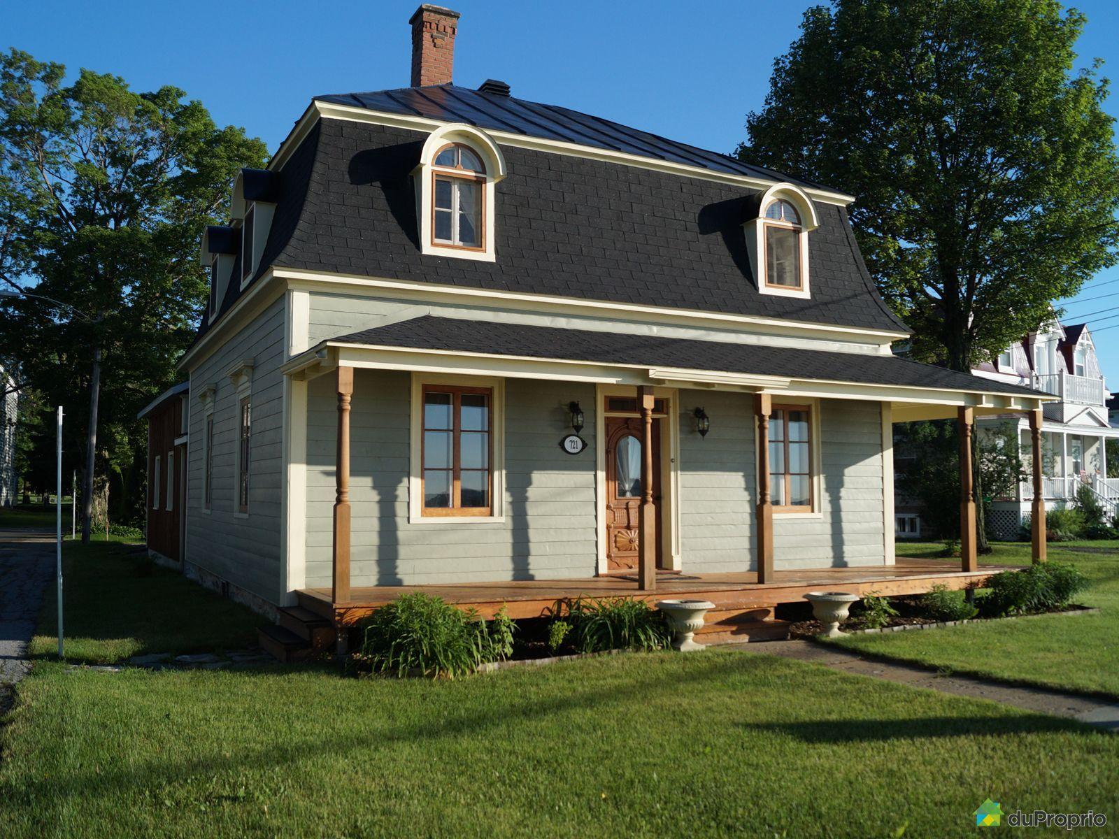 721 rue principale batiscan vendre duproprio for Acheter une maison au canada montreal