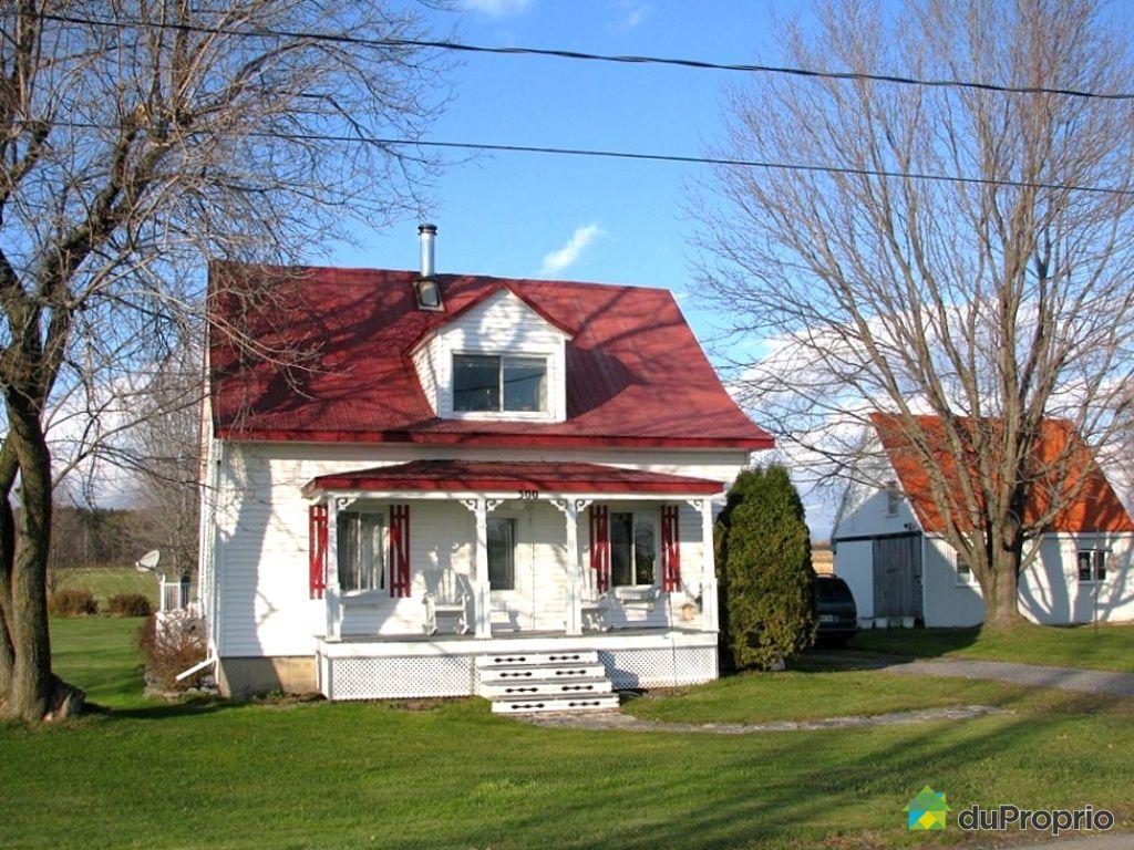 maison vendu batiscan immobilier qu 233 bec duproprio 294386