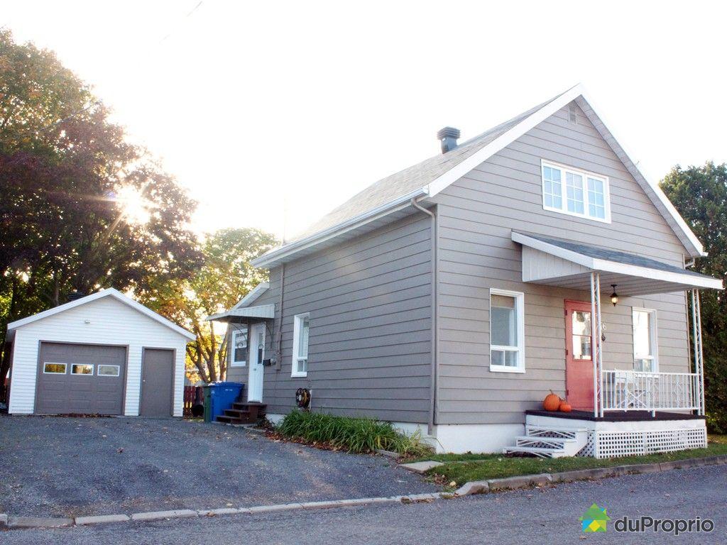 Maison vendu beaupr immobilier qu bec duproprio 374932 for Achat maison quebec