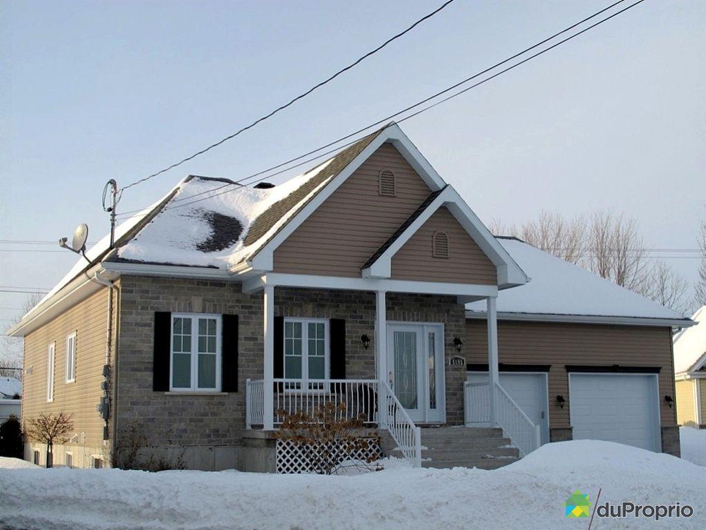 5195 avenue cormier b cancour vendre duproprio - Application maison a vendre ...