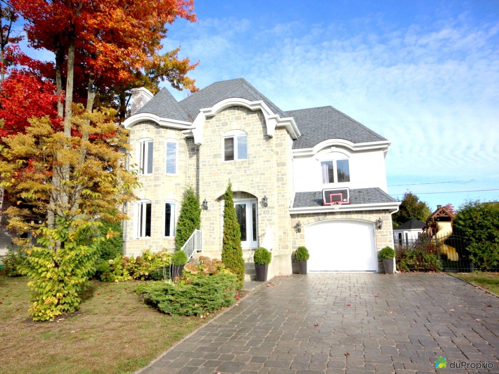 maison vendre blainville 34 rue yves tessier immobilier qu bec duproprio 556637. Black Bedroom Furniture Sets. Home Design Ideas