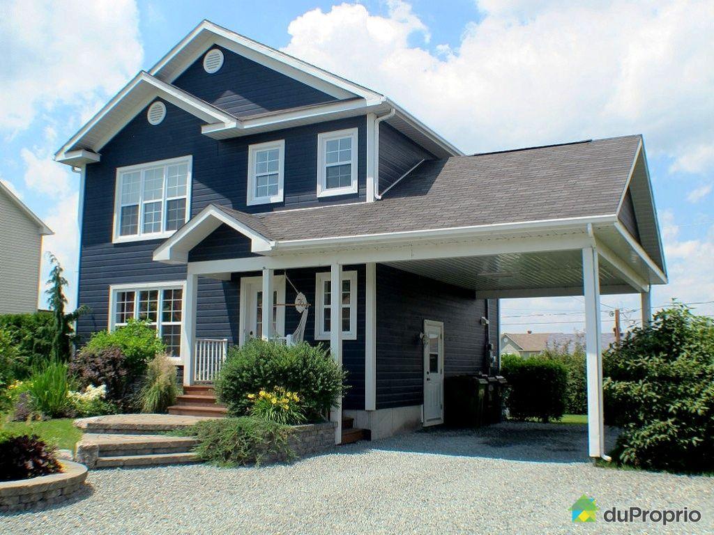 Maison vendu bromptonville immobilier qu bec duproprio for Recouvrement de patio en vinyle