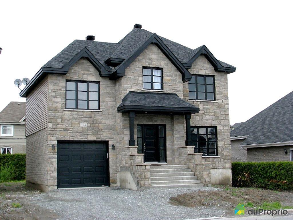 Maison vendu brossard immobilier qu bec duproprio 330966 for Achat de maison quebec