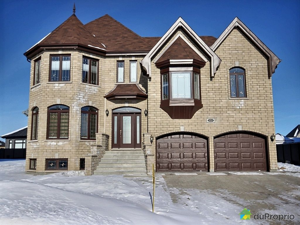 Maison vendu brossard immobilier qu bec duproprio 486399 for Acheter maison montreal canada