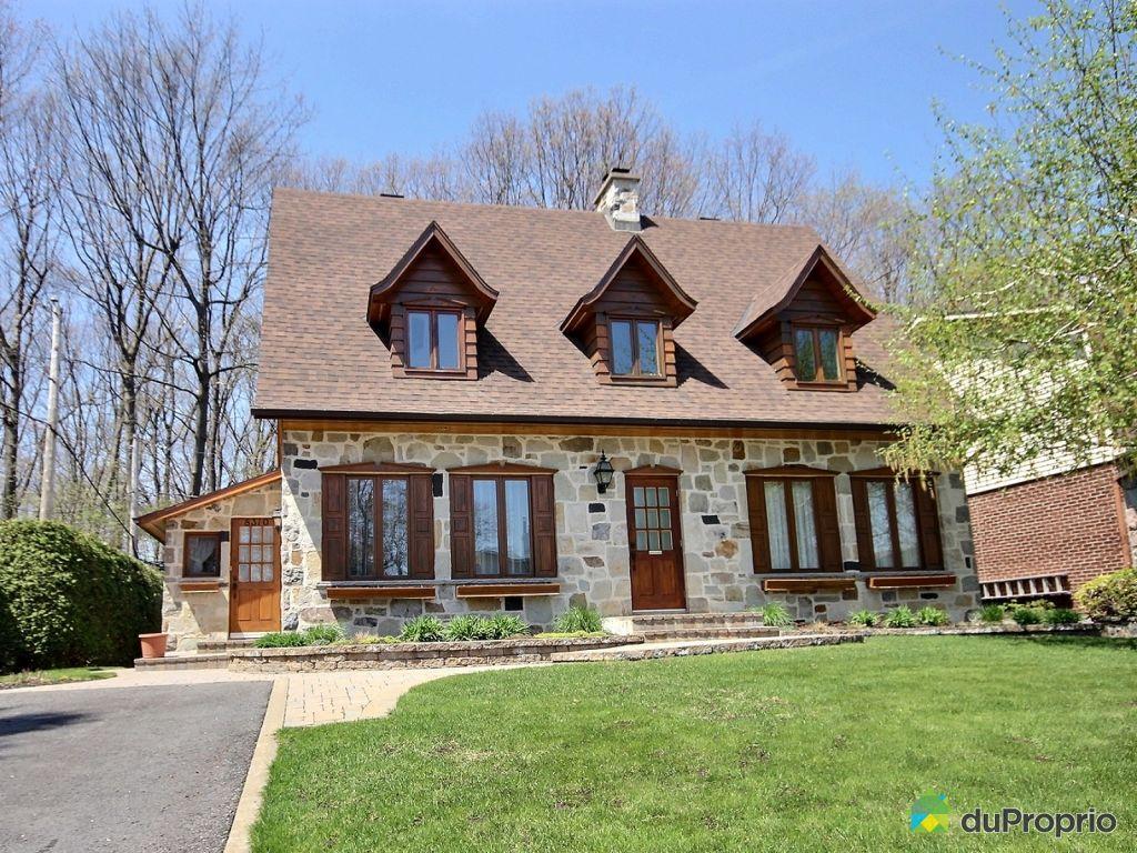 Maison Vendu Brossard Immobilier Qu Bec Duproprio 225226