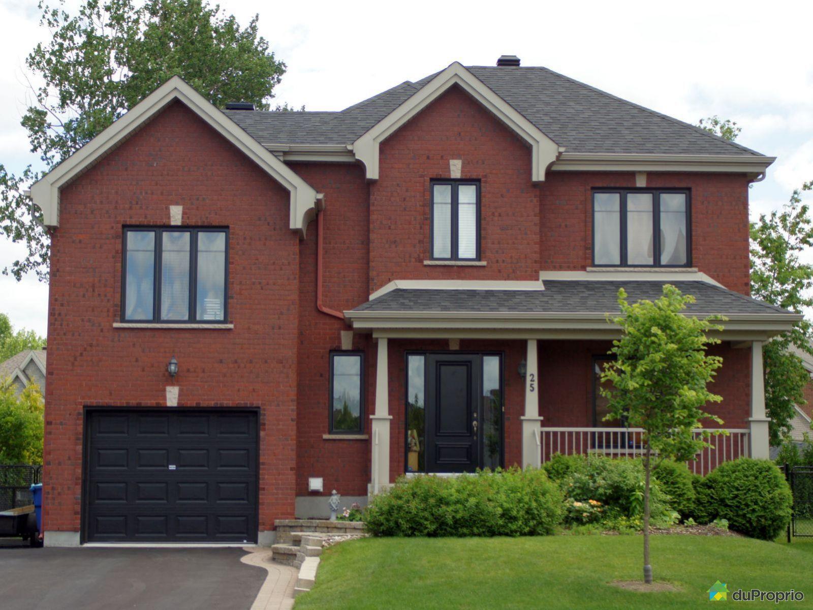 Maison vendu candiac immobilier qu bec duproprio 501606 for Maison moderne a vendre candiac
