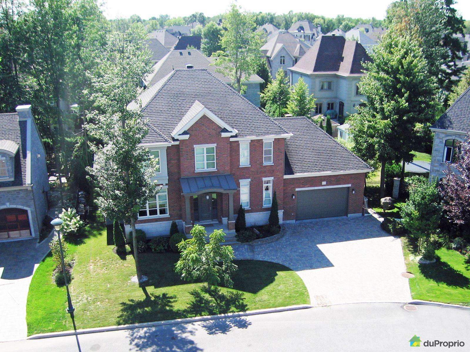 Maison vendre candiac 4 rue de dublin immobilier qu bec duproprio 448131 for Maison moderne a vendre candiac