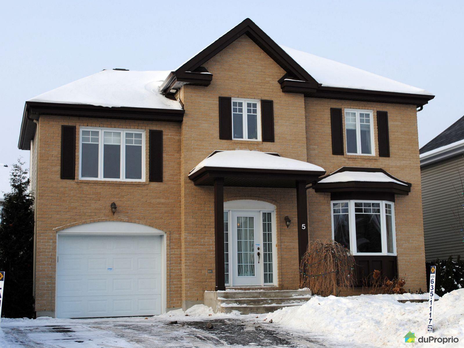 Maison vendu candiac immobilier qu bec duproprio 553338 for Maison moderne a vendre candiac