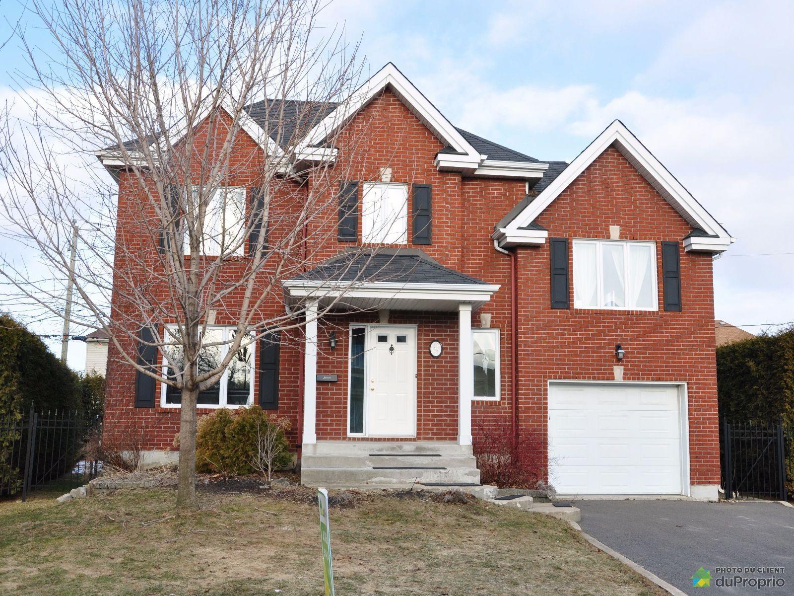 Maison vendre candiac 41 rue charente immobilier qu bec duproprio 670571 for Maison moderne a vendre candiac