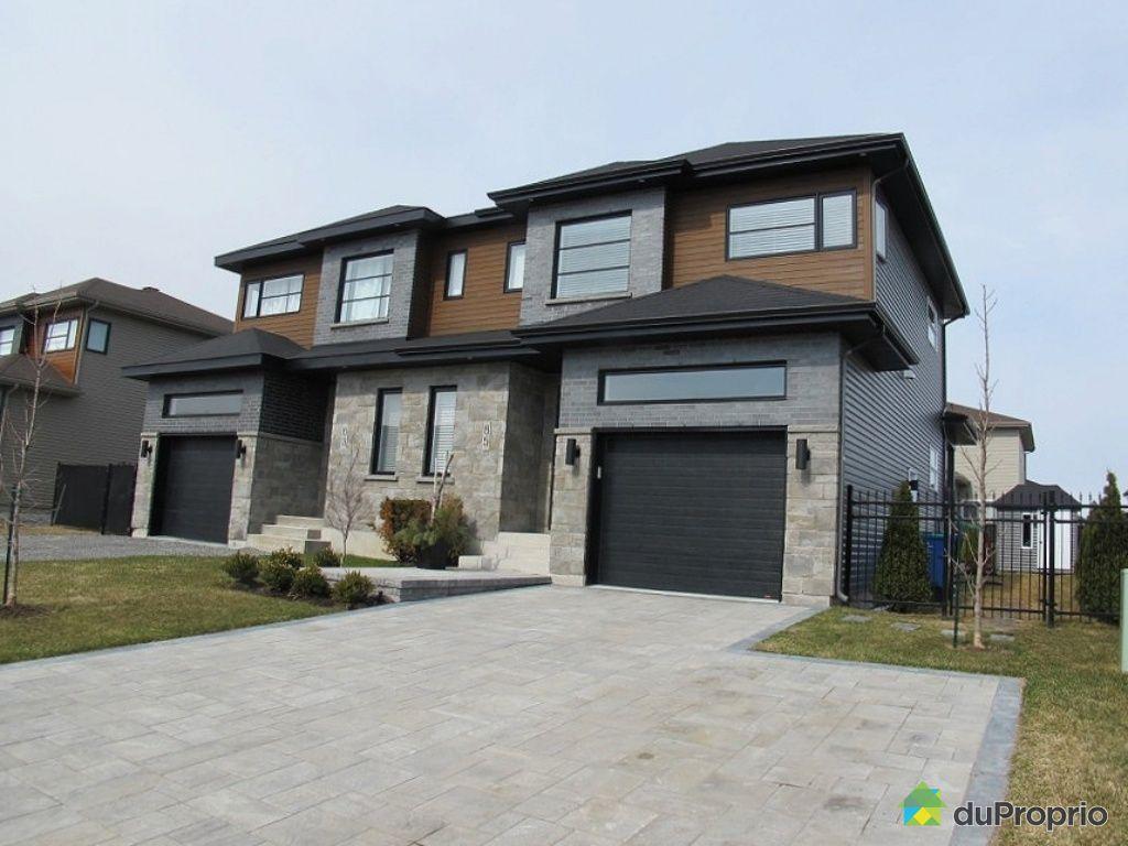 Maison vendu candiac immobilier qu bec duproprio 386429 for Maison moderne a vendre candiac