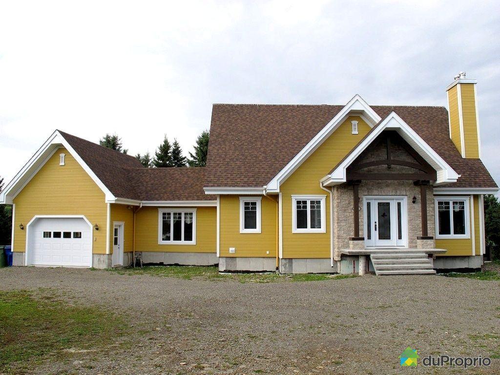 844 route 132 ouest causapscal vendre duproprio - Application maison a vendre ...