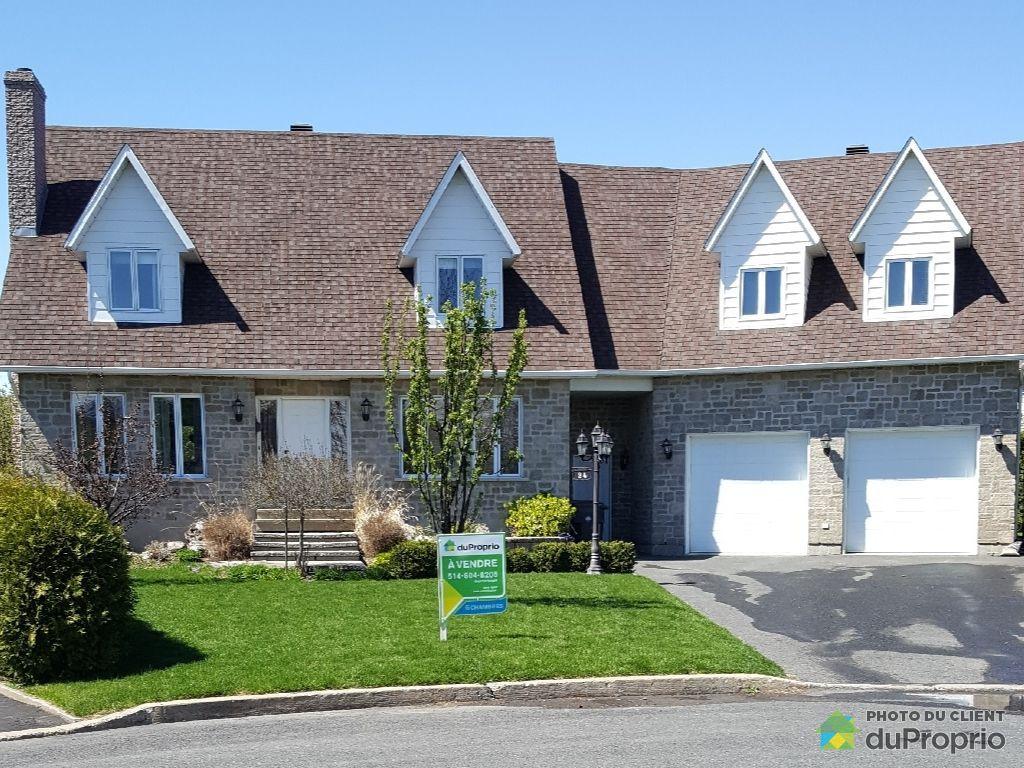 24 terrasse hertel chambly vendre duproprio - Maison a vendre par le proprietaire ...