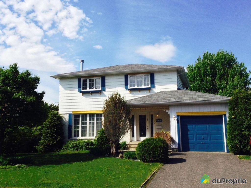 Maison vendu chambly immobilier qu bec duproprio 521107 - Combien coute une facade de maison ...
