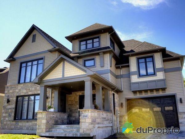 288 rue des autochtones charlesbourg vendre duproprio for Acheter une maison au canada montreal