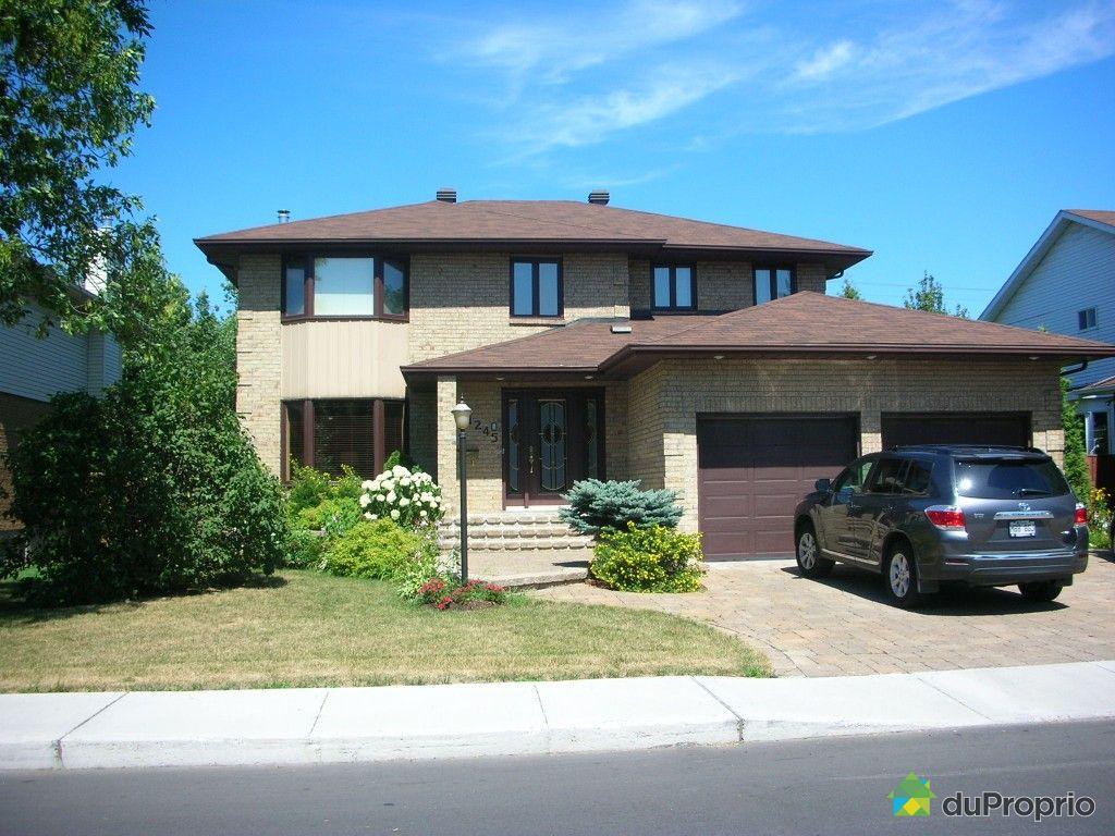 maison vendu montr 233 al immobilier qu 233 bec duproprio 365157
