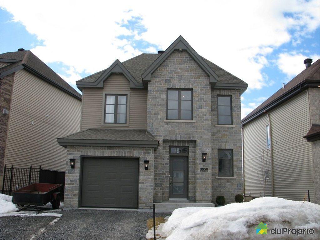 Maison vendu fabreville immobilier qu bec duproprio 234945 - Combien coute une facade de maison ...