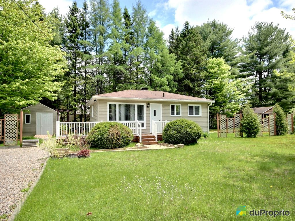 maison vendu fossambault sur le lac immobilier qu bec duproprio 523127. Black Bedroom Furniture Sets. Home Design Ideas