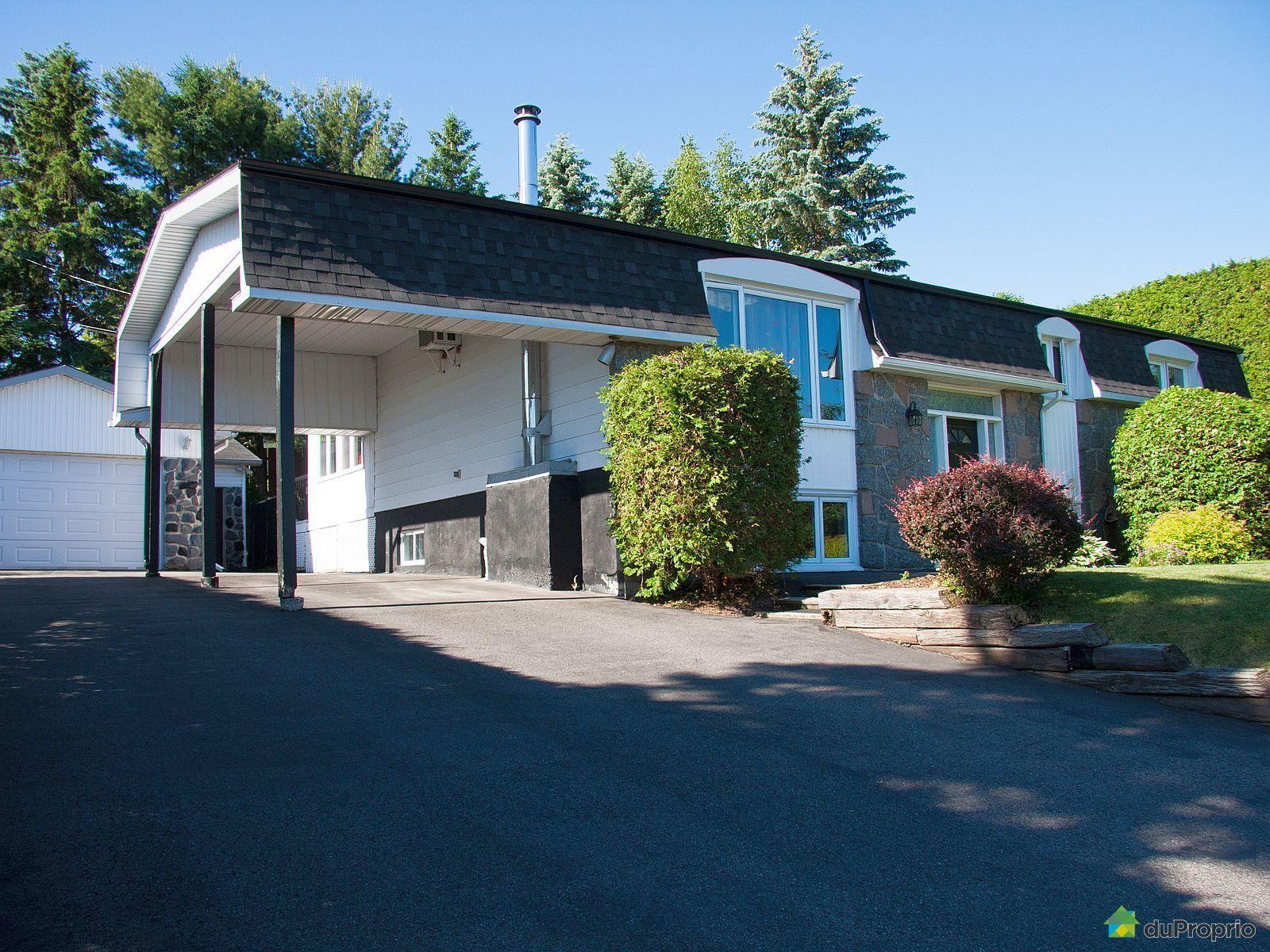 Maison Vendu Gatineau Immobilier Qu Bec Duproprio 523913