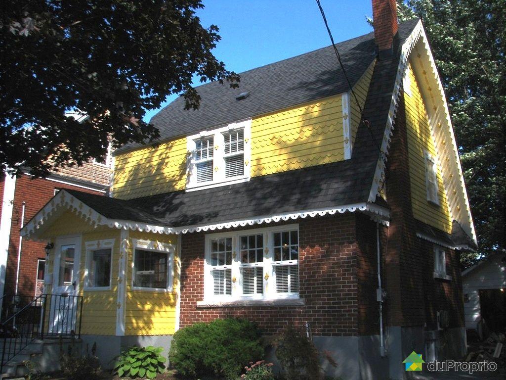 Maison vendre gatineau 58 rue cypress immobilier for Achat maison gatineau
