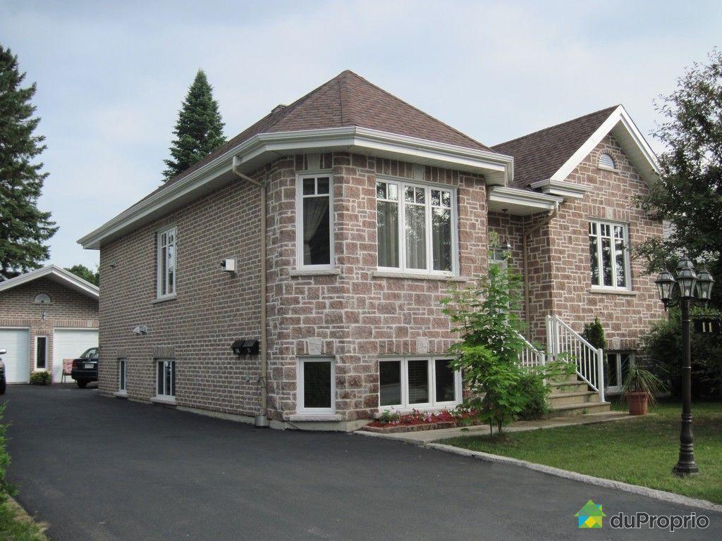 Maison vendu gatineau immobilier qu bec duproprio 318573 for Achat maison gatineau