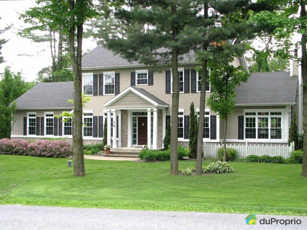 maison vendu granby immobilier qu bec duproprio 334037. Black Bedroom Furniture Sets. Home Design Ideas