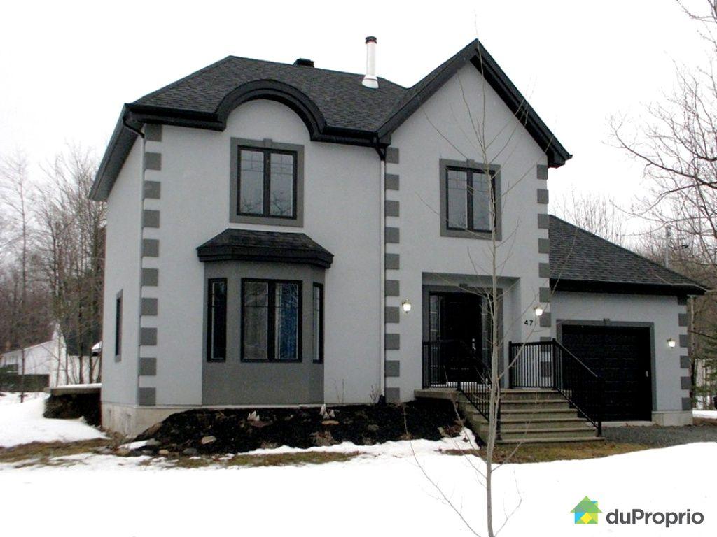 Maison vendu granby immobilier qu bec duproprio 405281 - Combien coute une facade de maison ...
