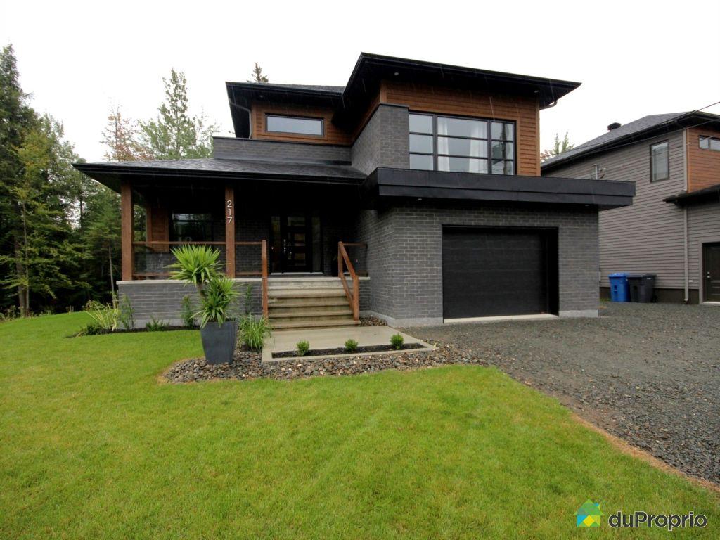 Maison vendu granby immobilier qu bec duproprio 547803 for Budget maison neuve sans terrain