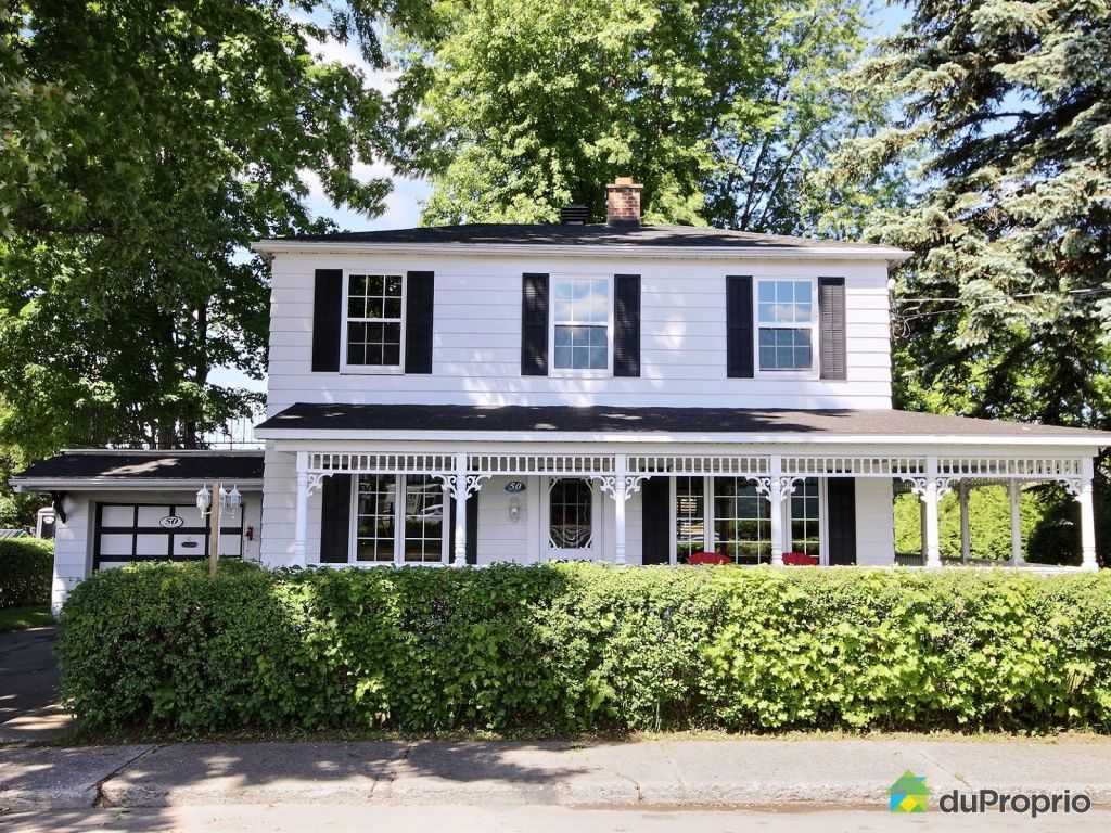 Maison vendre granby 50 rue sainte th r se immobilier for Achat maison quebec