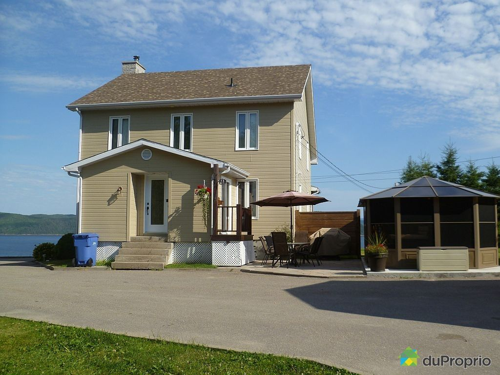 maison vendre la baie 8613 chemin de la batture immobilier qu bec duproprio 359146. Black Bedroom Furniture Sets. Home Design Ideas