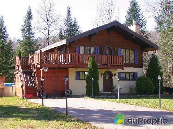 Lac beauport vendre proprietes etangs a for Acheter une maison au canada quebec