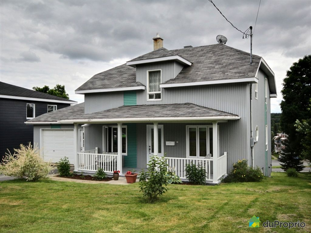 Maison vendre lac etchemin 307 rue b gin immobilier for Achat maison quebec