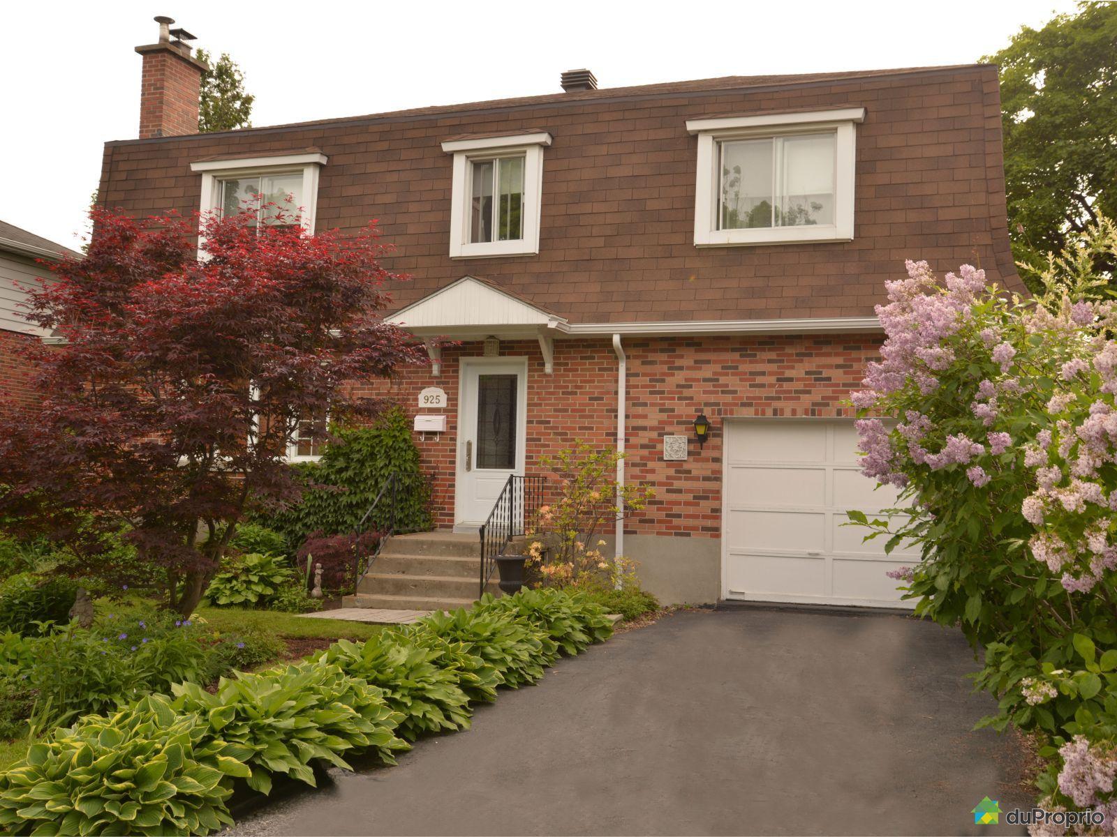 Maison vendu montr al immobilier qu bec duproprio 588693 for Acheter un maison a montreal