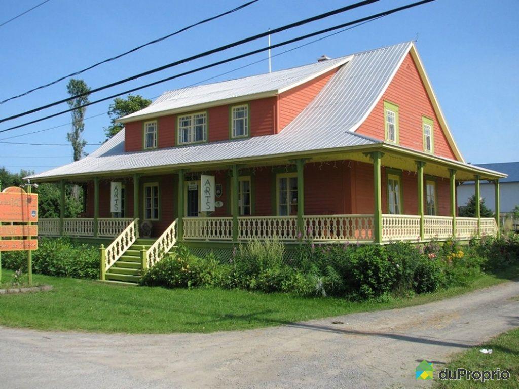 2271 route 132 est le bic vendre duproprio - Maison a vendre par le proprietaire ...