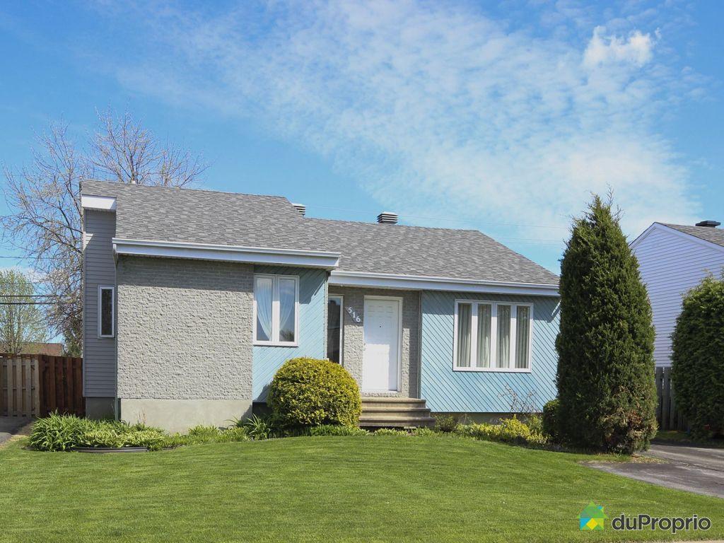 Maison vendu le gardeur immobilier qu bec duproprio 519715 - Combien coute une facade de maison ...