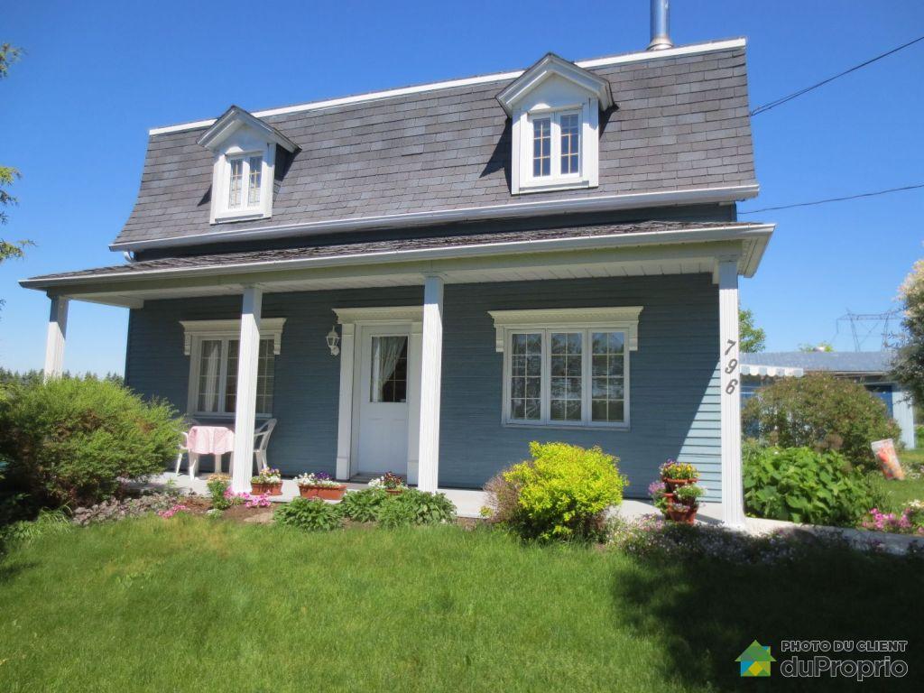 maison vendu les c 232 dres immobilier qu 233 bec duproprio 697149