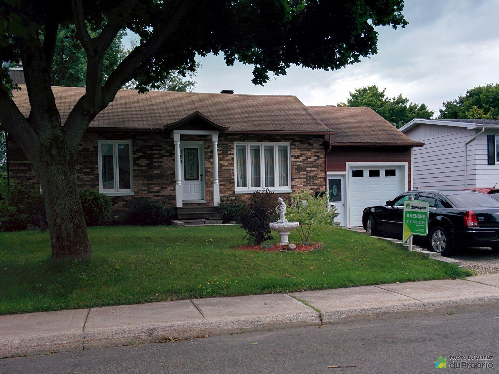 751 avenue verlaine les saules vendre duproprio - Maison a vendre par le proprietaire ...